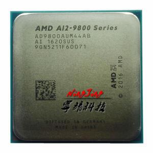 Processador Central Quad-core Amd A12-Series A12-9800 a12 9800 3.8 ghz R$364