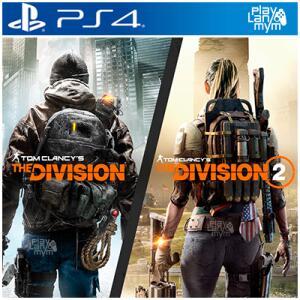 [PS4] Tom Clancy's The Division Franchise Bundle | R$ 72