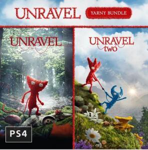 [R$24 PS Plus] Unravel Yarny - Conjunto R$32