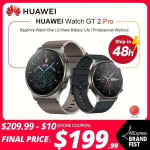 huawei relógio gt 2 pro smartwatch