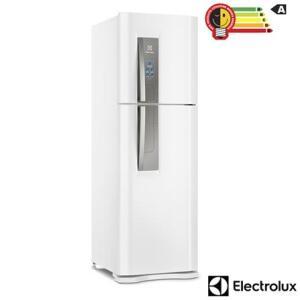 Geladeira electrolux top freezer icemax 402 Litros DF44 | R$2.299