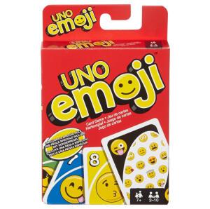 [PRIME] Mattel Games UNO Cartas Emojis - R$14
