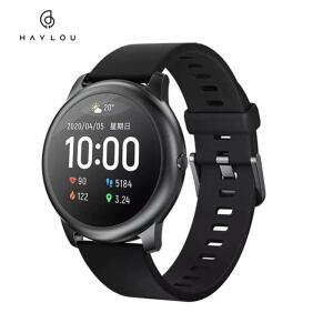 Smartwatch Xiaomi Haylou Solar LS05 Global   R$174