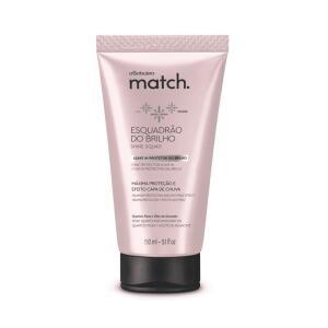 Match Creme Pentear Brilho, 150 ml | R$28