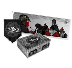 (APP) Box Crônicas Saxônicas (Vol 1 a 4) | R$ 90