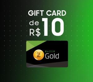 [SAMSUNG MEMBERS] Gift Card de R$10 reais no Razer Gold