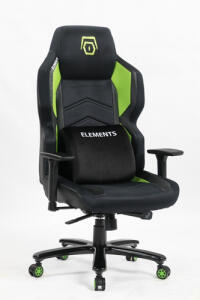 Cadeira Gamer Elements Magna TERRA (1.85/130KG) - R$1470
