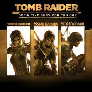 [PS4] Tomb Raider: Definitive Survivor Trilogy   R$100