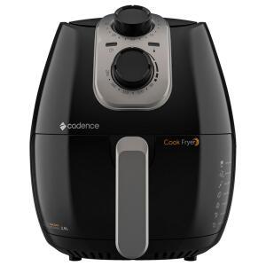 Fritadeira Sem Óleo Cadence Cook Fryer FRT525 Preta 110V | R$250