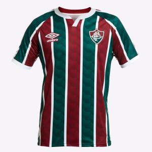 Camisa Masculina Fluminense Of.1 2020 (Classic S/N) | R$ 169,90