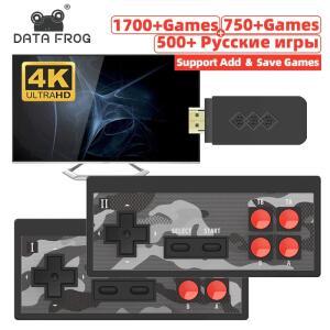 [Primeira Compra] Mini console retro 2 controles | R$ 66