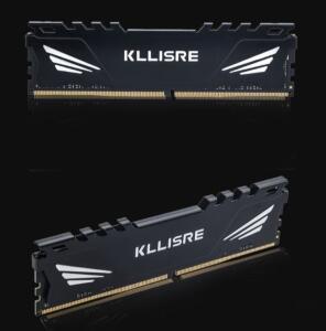 Memoria Ram 16GB DDR4 2666Mhz KLLISRE | R$ 318