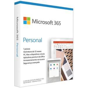 Microsoft 365 Personal | R$60