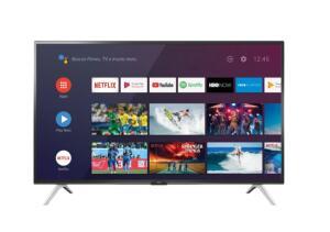 "[Reembalado] Smart Android TV Led 43"" Semp 43s5300 Full HD   R$1353"