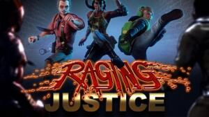 Raging Justice PS4   R$ 12