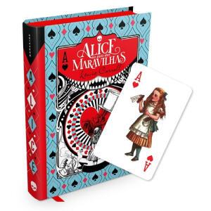 Alice No País Das Maravilhas Classic Ed. + Brinde Exclusivo - 1ª Ed. | R$ 34