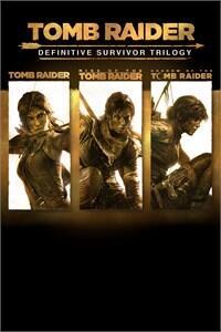 [XBOX] Tomb Raider: Definitive Survivor Trilogy | R$100