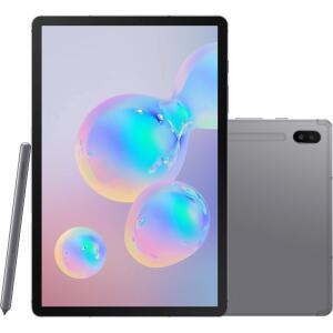 [REEMBALADO] Tablet Samsung Galaxy Tab S6 | R$3.199