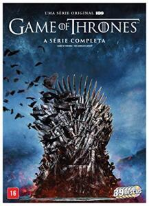 Game of Thrones - a Série Completa [DVD] | R$ 278