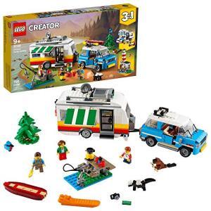 Lego Creator Férias de família numa Caravana 31108 R$430