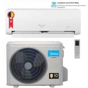 [AME R$1553,16] Ar Condicionado Split High Wall Inverter Springer Midea Xtreme Save 12000 BTUs 220V R$1688