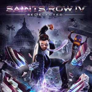 Saints Row IV Re-Elected - R$13