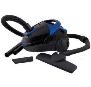 Aspirador de Pó Britânia Faciclean 1420 1200W - Preto/Azul - R$180
