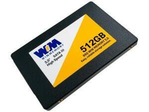 "SSD 512GB WIN MEMORY SATA 2,5"" Leitura 560MB/s - Gravação 540MB/s SWR512G | R$379"