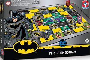 Batman–Perigo Em Gotham, Brinquedos Estrela, Multicor | R$40