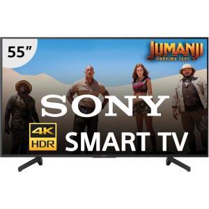 [Reembalado] Smart Tv Led 55'' Sony KD-55X705G Ultra Hd 4k | R$2560