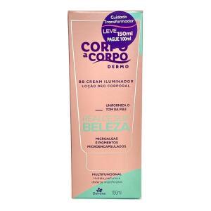BB Cream Corpo a Corpo 150ml - Davene   R$12