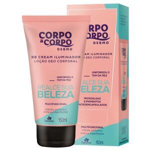 Loção BB Cream Corpo a Corpo 150ml - Davene | R$16