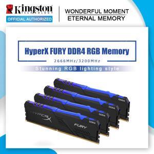 [Novos Usuários] Memória Ram Kingston HyperX 8gb ddr4 3200mhz RGB | R$259