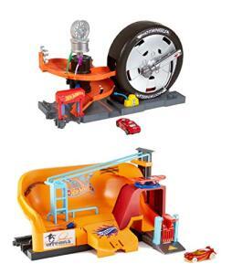 Hot Wheels City, Mattel   R$130