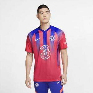 Camisa Nike Chelsea III 2020/21 Masculina - R$ 150