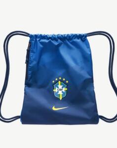 Sacola Nike Brasil Stadium Unissex | R$40