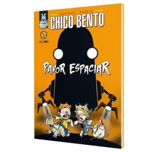 Graphic MSP - Chico Bento - Pavor Espaciar (Capa Dura) R$20