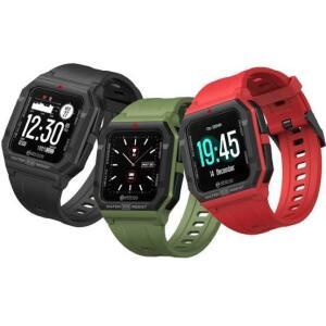 (Novos Usuários) Smartwatch Retrô Zeblaze Ares R$68