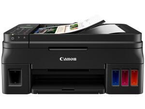 Impressora Multifuncional Canon Mega Tank G4110 R$949