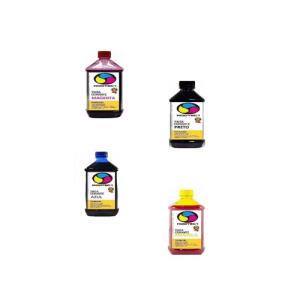 Tinta Azul 500ml para impressoras Hp/Lexmark