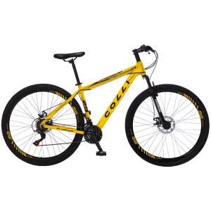 Bicicleta Aro 29 Colli, quadro 18, freio a disco, em alumínio | R$1215