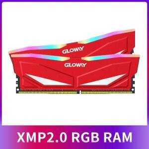 Memória RAM Gloway (2X8) [XMP] 3200 MHz | R$ 487