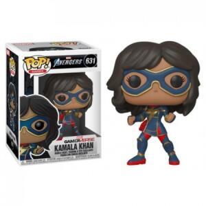 Funko POP! Avengers, Kamala Khan N 47760 | R$99