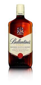 Whisky Ballantines Finest 8 Anos 1000ml | R$74
