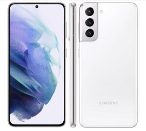 Smartphone Samsung Galaxy S21 5G Branco 128GB | R$3799