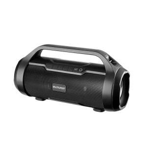 Caixa de Som Portátil Multilaser Super Bazooka SP339 Bluetooth - 180W   R$252