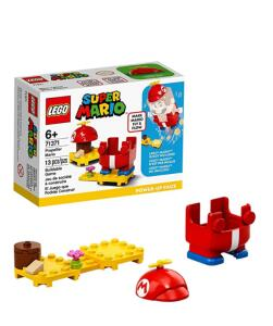 (Prime) Lego Super Mario Pack Power-Up - Mario Hélice 71371 | R$43