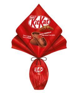 Ovo De Pascoa Kit Kat 332g Nestle   R$35