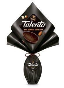 Ovo Talento Meio Amargo 350g Garoto | R$30