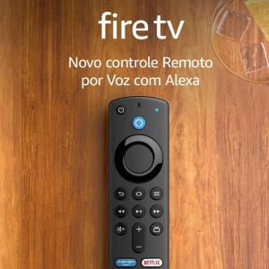 [PRIME] PRÉ-VENDA | Novo Controle Remoto por Voz com Alexa R$179